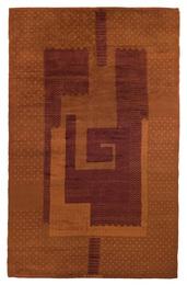 Ivan da Silva Bruhns, 'An Important Carpet,' circa 1930, Sotheby's: Important Design