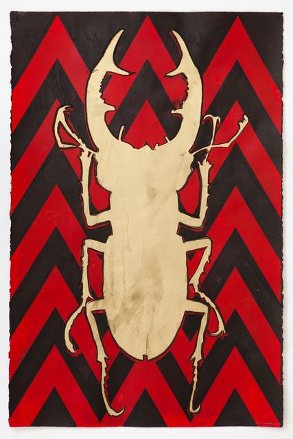 , 'Wittgensteins Beetle 1626,' 2018, Mario Mauroner Contemporary Art Salzburg-Vienna