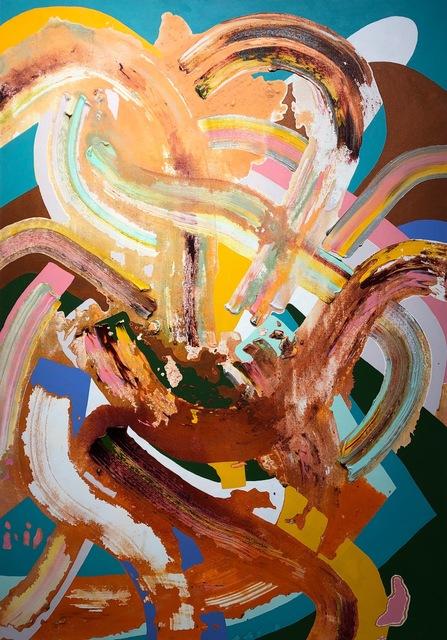 , 'Magic Carpet,' 2019, South Main Gallery