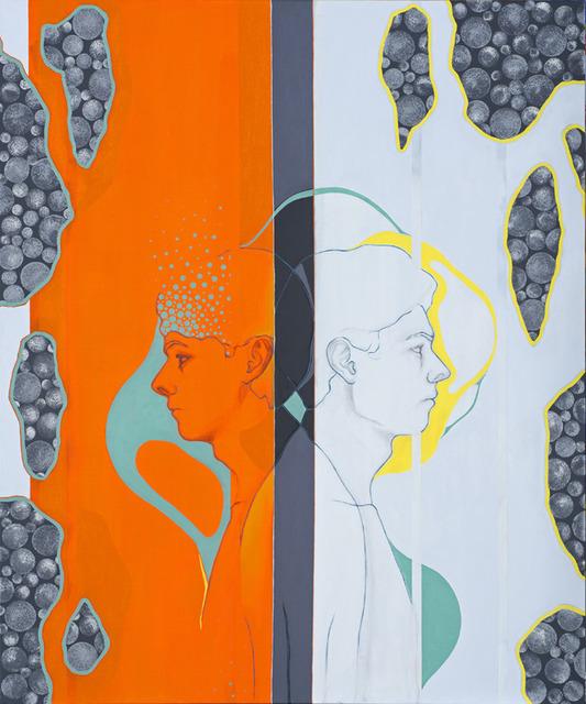 , 'Entre mundos paralelos,' 2014, Gary Nader
