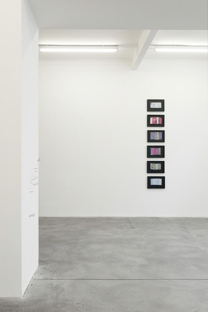 Exhibition view, Galerie Martin Janda, 2015 (photo: Markus Wörgötter)