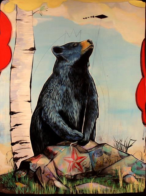 , 'Bear Kite,' , Ruckus Gallery