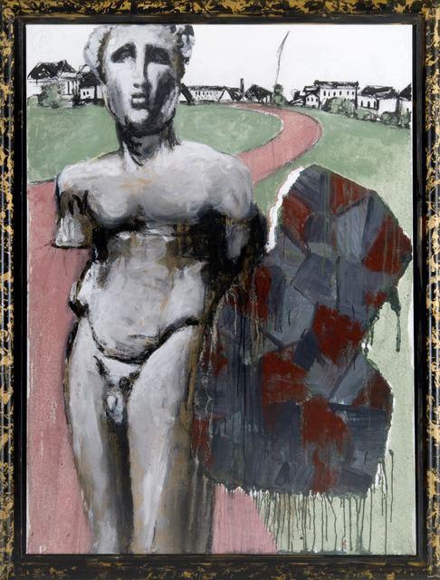 , 'Wachter,' 2011, Suzanne Tarasieve