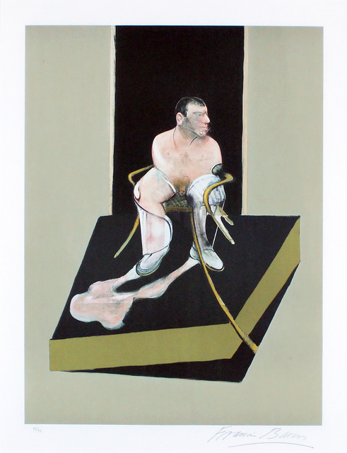 , 'Study For Portrait Of John Edwards,' 1987, Gormleys Fine Art