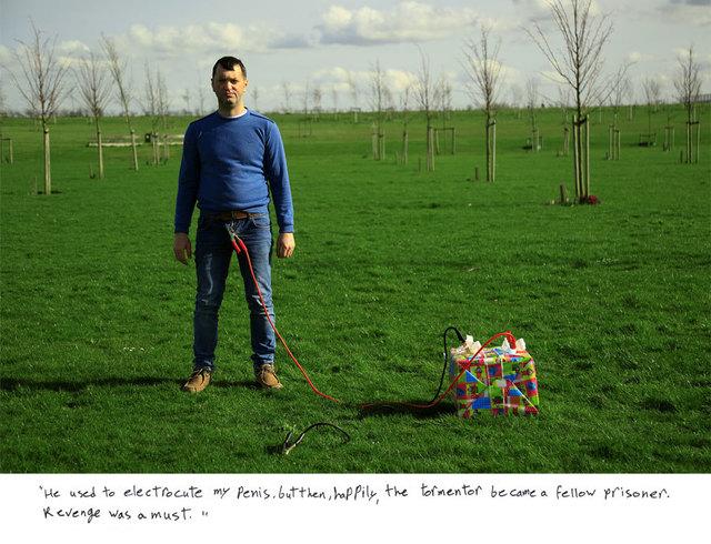 Omar Imam, 'Untitled [electrocute my penis]', 2017, Photography, Pigment print, Catherine Edelman Gallery