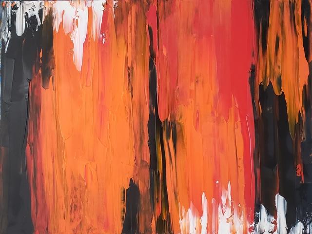 Monique Ortiz Monasterio, 'Blood Moon', 2018, Gallery 104