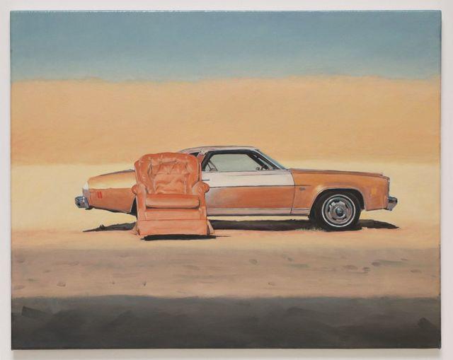 , '1974 Chevelle Malibu ,' 2015, Kayne Griffin Corcoran