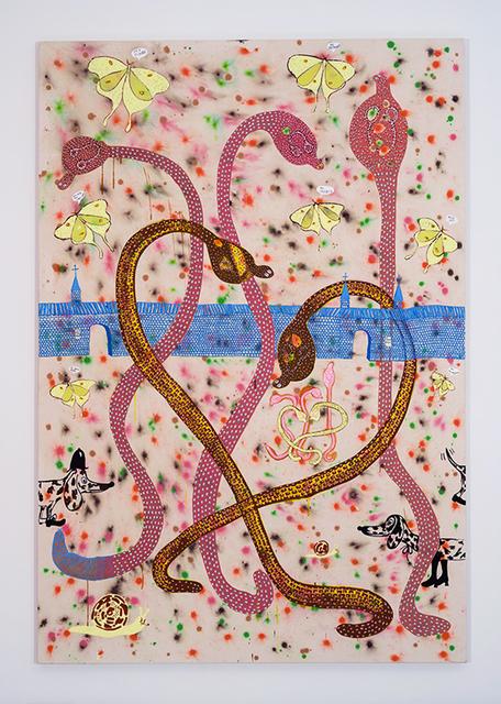 , 'No Foreigners (série Vie privée, vie publique des animaux),' 2016, Galerie Hugues Charbonneau