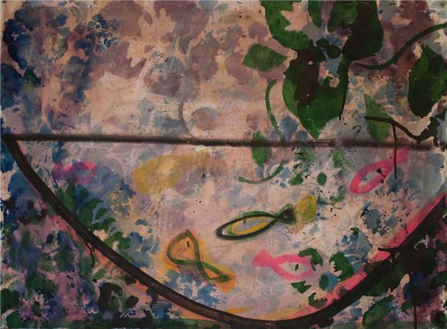 , 'Pink,' 2015, Kathryn Markel Fine Arts