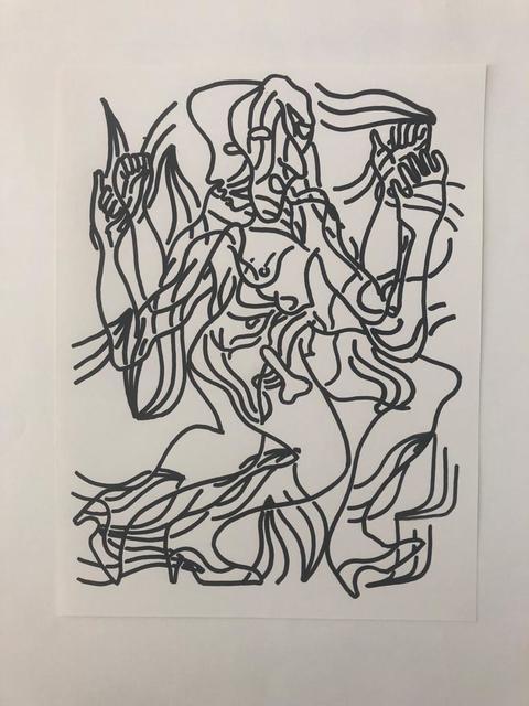 , 'Narcisos Selváticos 5,' 2019, Galeria Solo / Eva Albarran & Christian Bourdais