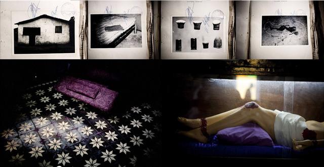, 'Crimes e Castigos,' 2011, Amparo 60
