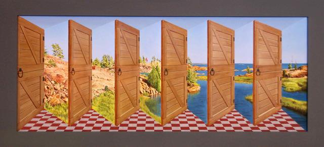 , 'Ontario Interior,' 2008, Winsor Gallery