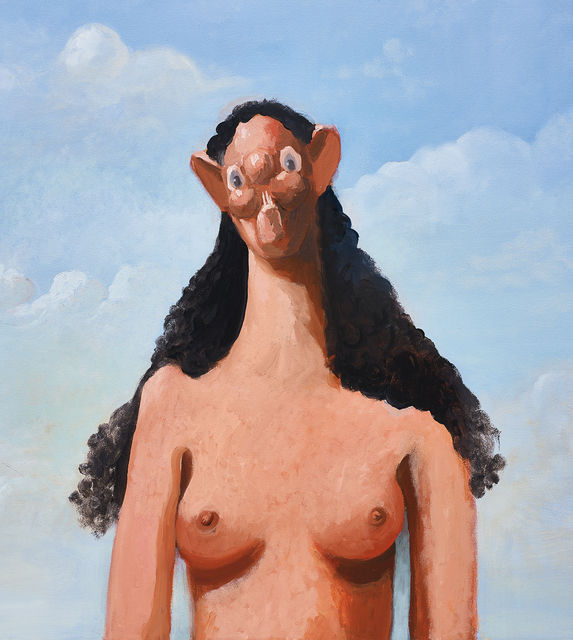 George Condo, 'The Girl from Ipanema', 2000, Phillips
