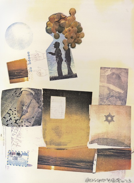 Robert Rauschenberg, 'Support', 1973, San Francisco Museum of Modern Art (SFMOMA)