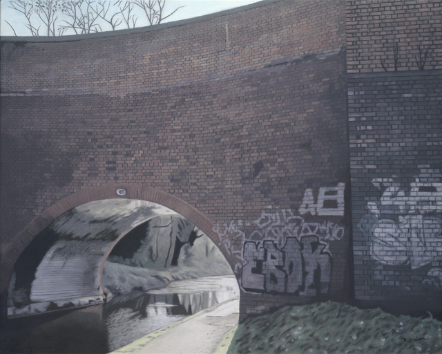 , 'Bridge 83, Light Tunnel,' 2017, Reuben Colley Fine Art