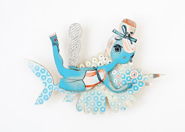 , 'Swordfish,' 2018, Spoke Art