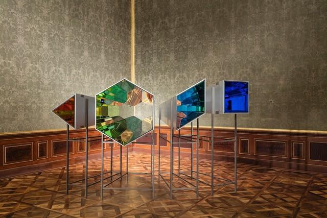 , 'Seu planeta compartilhado,' 2011, Belvedere Museum