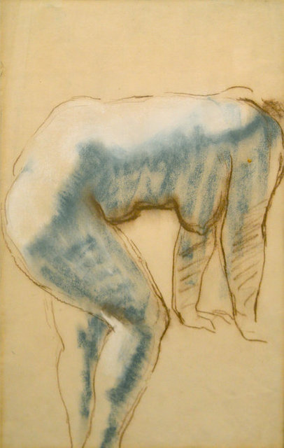 , 'Nude Study,' , Waterhouse & Dodd