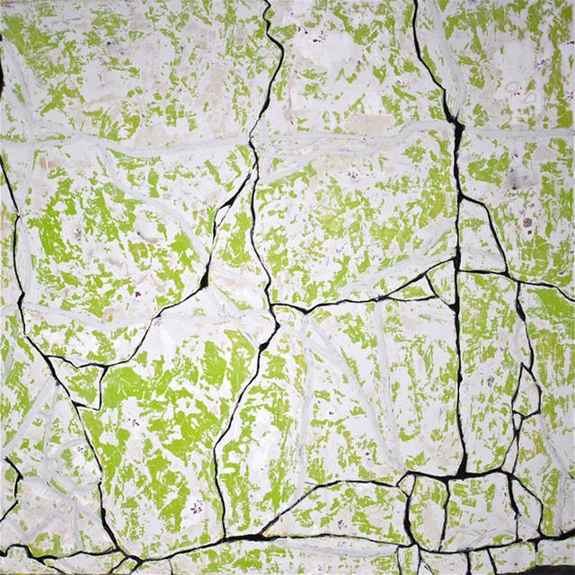 , 'Erased Marden (Green),' 2013, Winston Wächter Fine Art