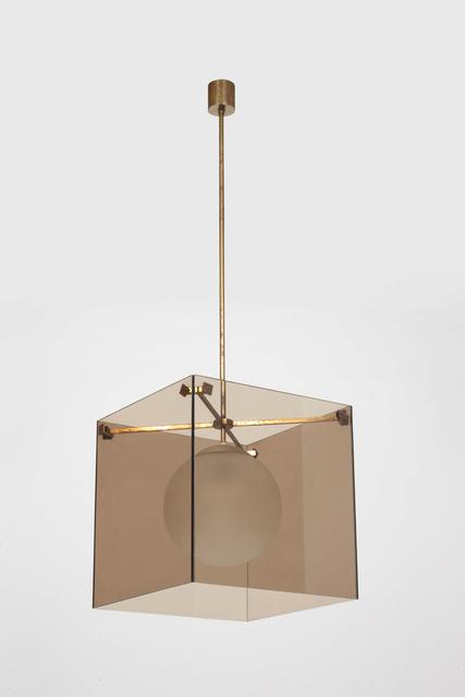 , 'Model 2073 Suspension Lamp,' ca. 1950, Demisch Danant