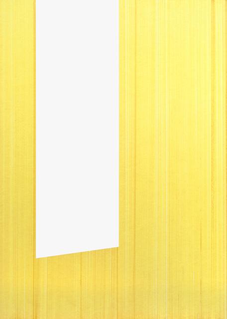 , 'col.005–16 FARBEN EDDING 3000 (FÜR SPIECES),' 2014, Raum mit Licht