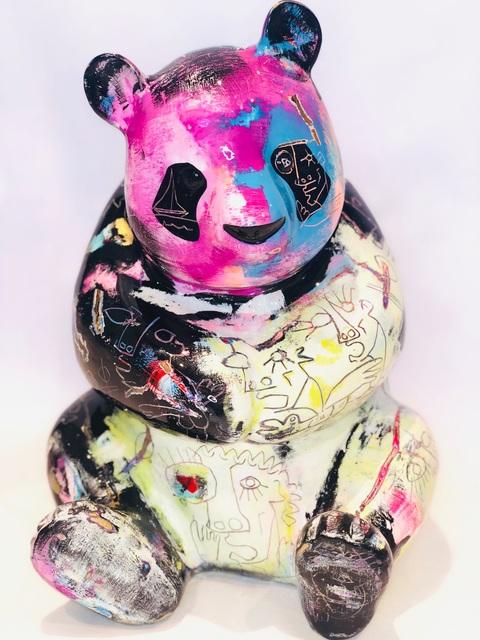 Julien Marinetti, 'Panda Bâ', 2018, Elysium Fine Art