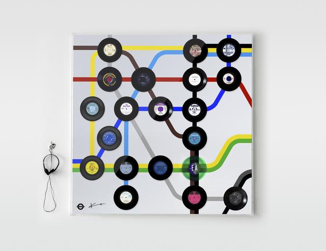 , 'Going Underground,' 2020, Woolff Gallery