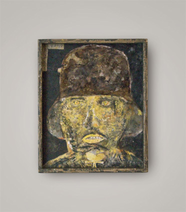 , ' GERMAN SOLDIER I,' , Anima-Mundi