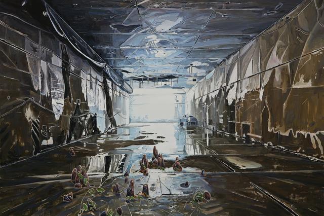 , 'Dipteki Işık,' 2016, x-ist