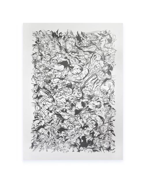 , 'Figure,' 2018, GR Gallery