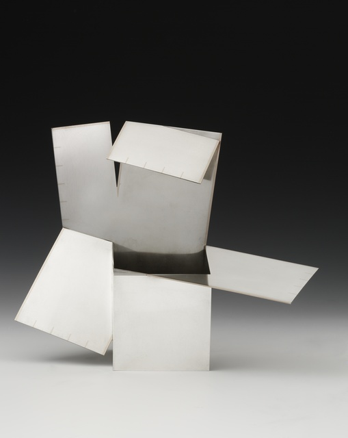 , 'Box,' London-1978, Liang Yi Museum