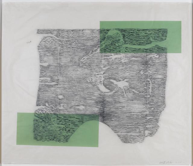 , 'T2 52054,' 2015, Tayloe Piggott Gallery