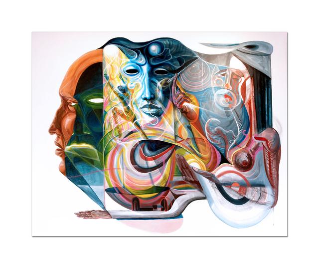 , 'Keter,' 2016, Gallery 38