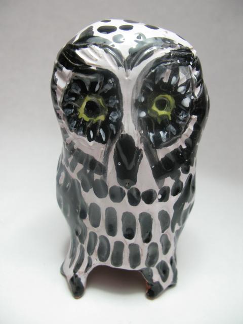 , 'Terracotta Owl 4,' 2017, Rebecca Hossack Art Gallery