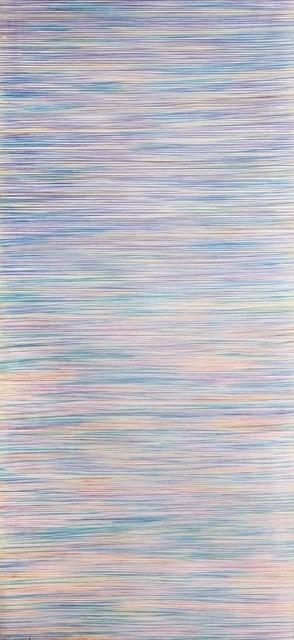 Carlo Battaglia, 'Pioggia', 1977, Painting, Oil on paper on canvas, Aste Boetto