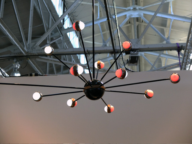 , 'C2H5OH Pendant Light,' 2012, DMG Design