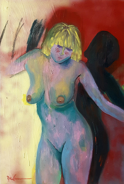 Ric Conn, 'Shadow Dancer', 2019, Nude Nite After Hours