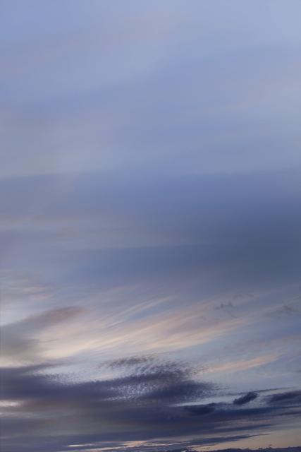 , 'Blue (2),' 2018, Winston Wächter Fine Art
