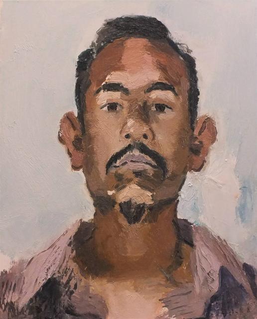 , 'Luis,' 2017, Greg Kucera Gallery