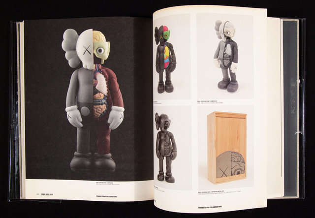 KAWS, 'KAWS', 2010, Other, Hardcover book, Heritage Auctions