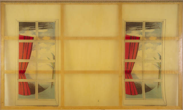 , 'Fensterfront,' 1994, Museum Ludwig