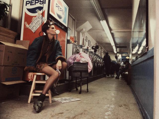 Robert Farber, 'Laundromat', ca. 1980, IFAC Arts