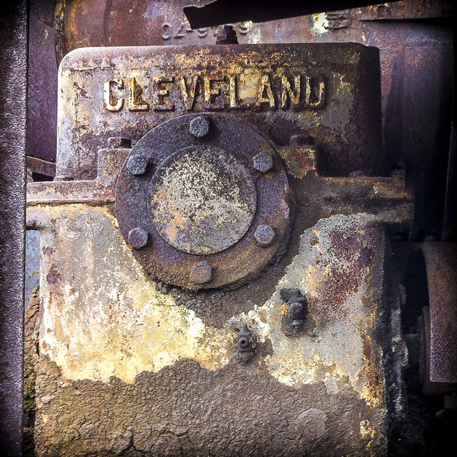 , 'Cleveland Train Car Detail,' , The Bonfoey Gallery