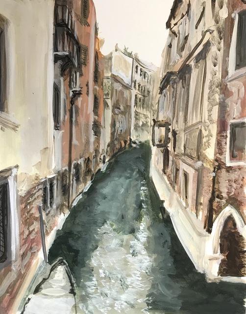 , 'Canal 1, Venice (framed),' 2018, Queenscliff Gallery & Workshop