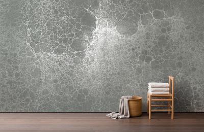 Calico Wallpaper Lunaris Fog Mural