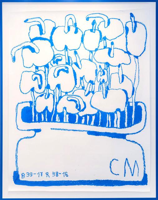 , 'Mutters Blumen,' 2019, Ruttkowski;68
