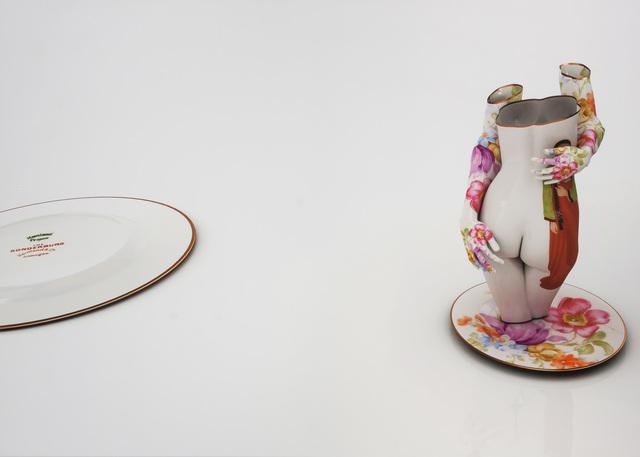 Kim Joon, 'Fragile - Chunhyang on the Limoge', 2010, Photography, C-print mounted to Diasec, Doyle