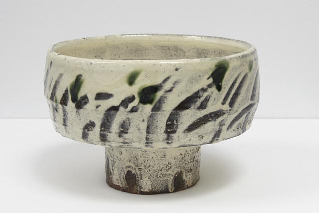 , 'Pedestal Bowl,' 2017, Jane Hartsook Gallery