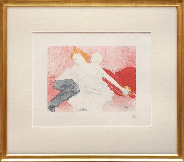 , 'Débauche (The Debaucher),' 1896, Peter Harrington Gallery