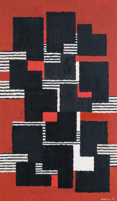 , 'St. # 811,' 1963, Galerie Schlichtenmaier